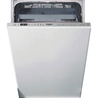 Whirlpool Trauku mazgājamā mašīna Iebūvējams WSIO 3T223 PCE X Full-integrated E Frontal