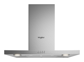 Whirlpool wall mounted cooker hood - AKR 558/3 IX