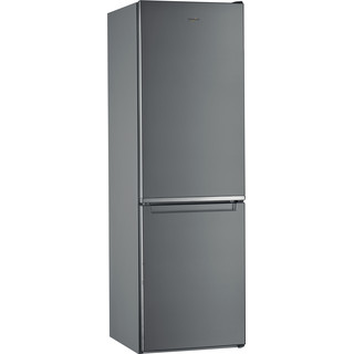 Холодильник Whirlpool з нижньою морозильною камерою соло: з системою frost free - W9 821C OX
