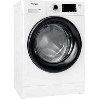 Whirlpool Perilica za rublje Samostojeći FWSD 81283 BV EE N Bijela Prednje punjenje A+++ Perspective