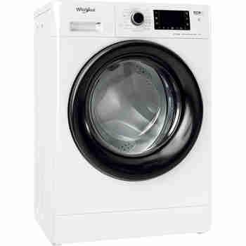 Whirlpool Maşină de spălat rufe Independent FWSD 81283 BV EE N Alb Încărcare frontală D Perspective