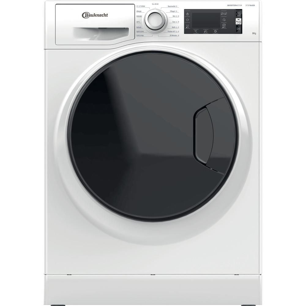 Bauknecht Waschmaschine Standgerät W Active 823 PS Weiss Frontlader B Frontal