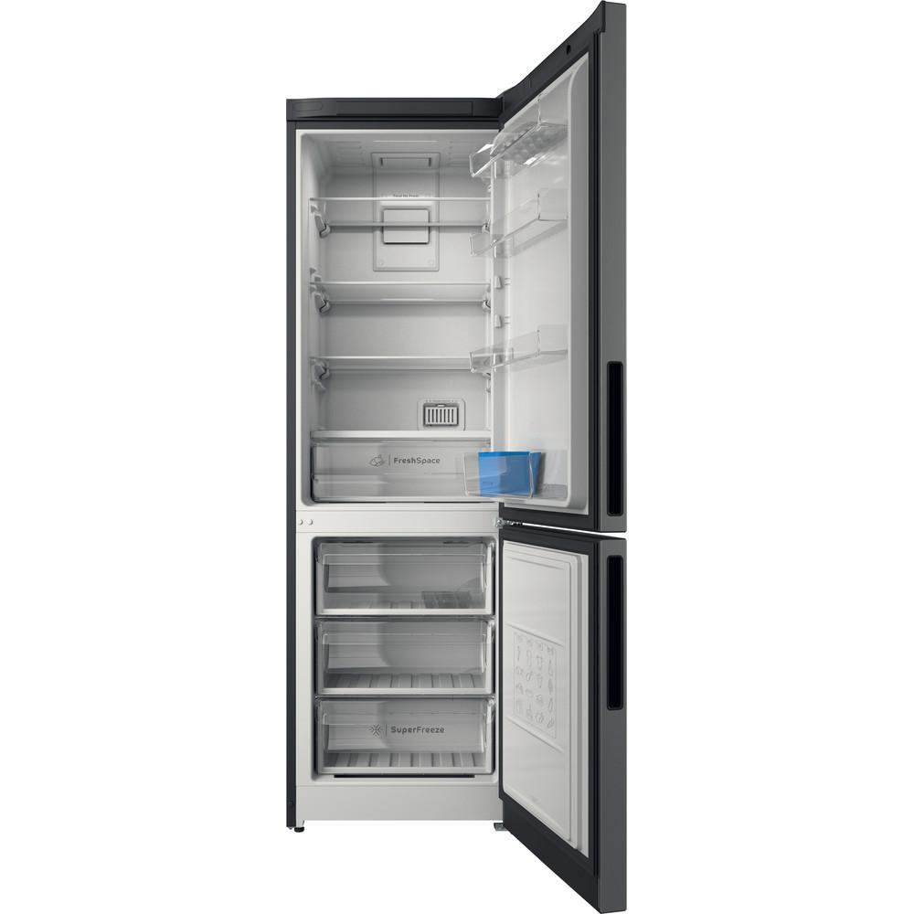 Indesit Холодильник с морозильной камерой Отдельностоящий ITR 5180 X Inox 2 doors Frontal open