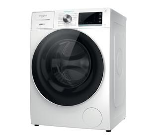 Máquina de lavar roupa de carga frontal de livre instalação da Whirlpool: 10,0 kg - W8 W046WR SPT