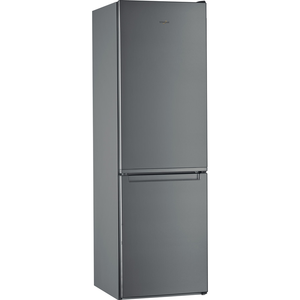 Холодильник Whirlpool з нижньою морозильною камерою соло - W5 811E OX