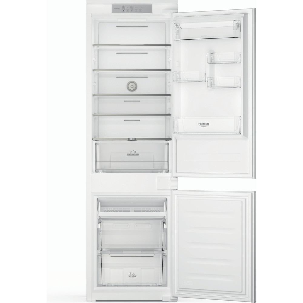 Hotpoint_Ariston Combinados Incorporado HAC18 T532 Blanco 2 doors Frontal open
