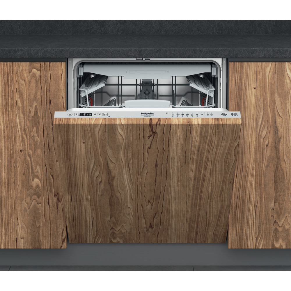 Hotpoint_Ariston Lavavajillas Incorporado HI 5030 WEF Full-integrated D Frontal