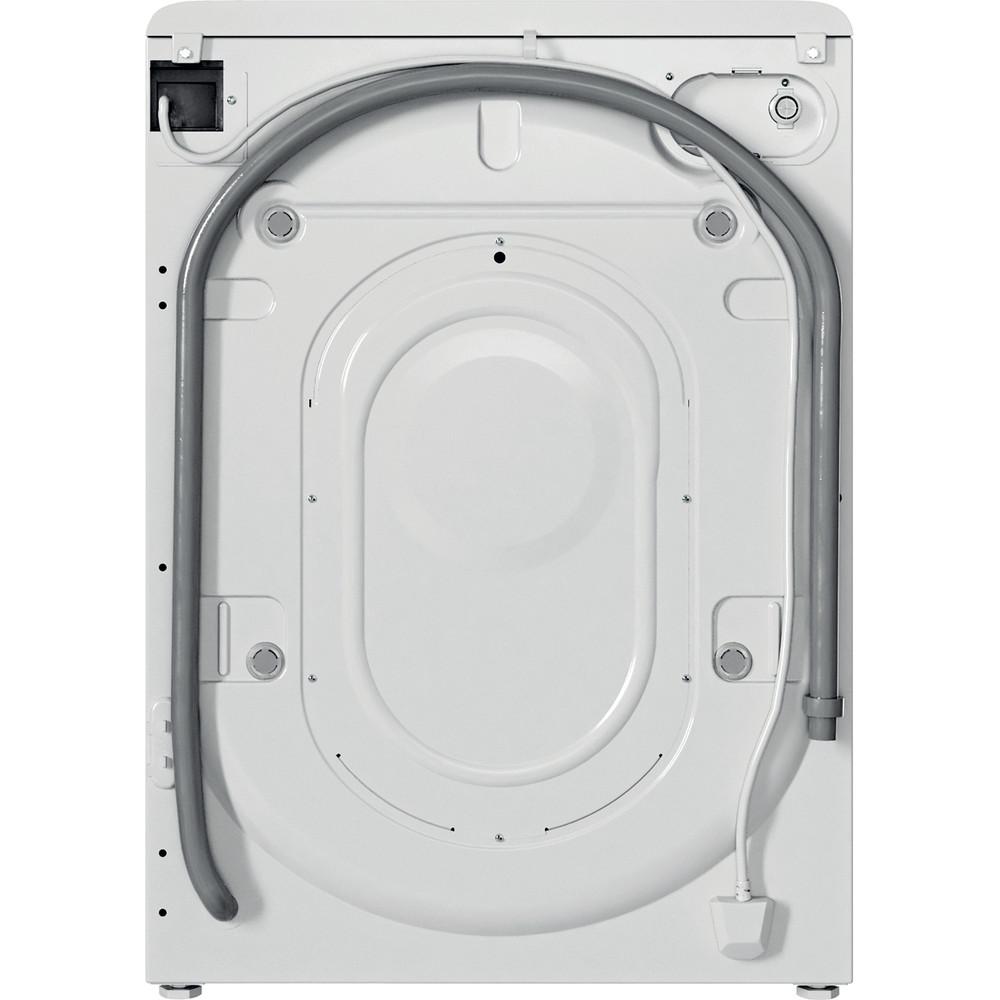 Indesit Lavabiancheria A libera installazione BWSA 71051 W IT N Bianco Carica frontale E Back / Lateral