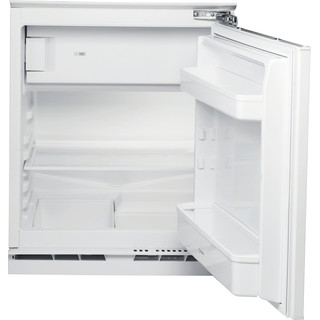 Indesit Refrigerator Built-in IF A1.UK 1 Steel Frontal open