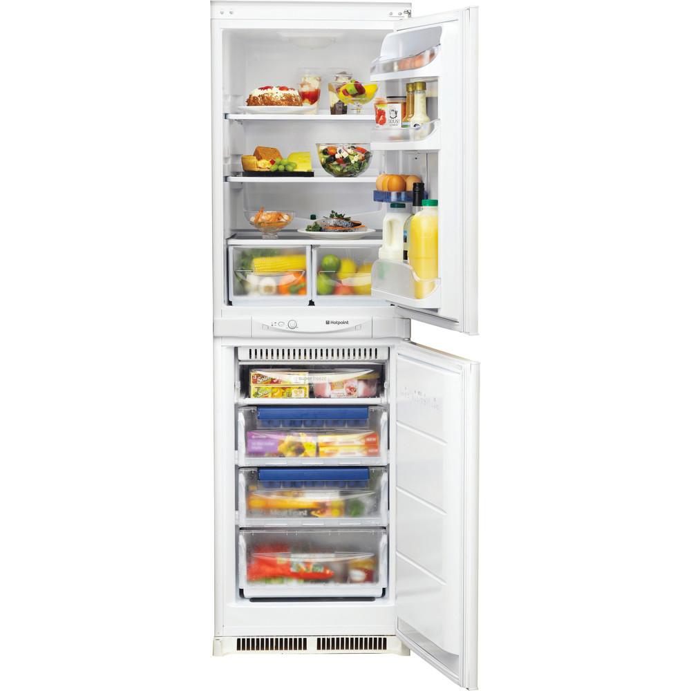Hotpoint Fridge-Freezer Combination Built-in HM 325 FF 0 White 2 doors Frontal open