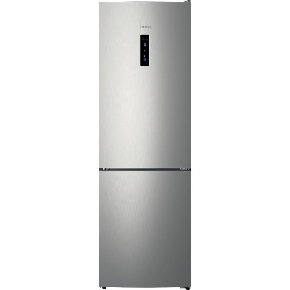 Indesit Холодильник с морозильной камерой Отдельностоящий ITR 5180 X Inox 2 doors Frontal
