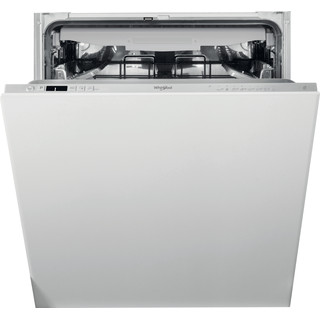Whirlpool Indaplovė Įmontuojamas WIC 3C26 F Full-integrated A++ Frontal