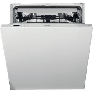 Whirlpool Trauku mazgājamā mašīna Iebūvējams WIC 3C26 F Full-integrated A++ Frontal