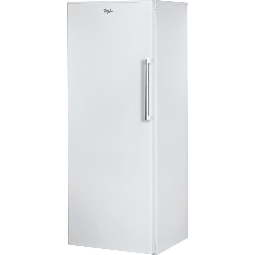 Congelador vertical de libre instalación Whirlpool: color blanco - WVE1660 NF W
