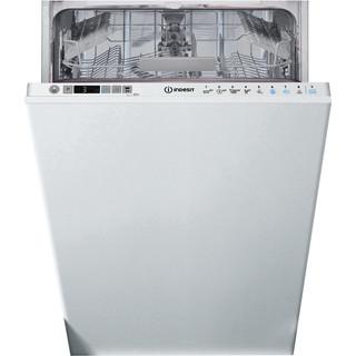 Indesit Посудомоечная машина Встраиваемый DSIC 3T117 Z Full-integrated A Frontal