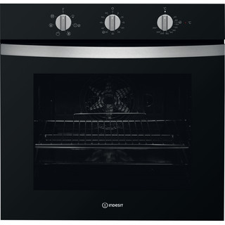 Indesit Forno Da incasso IFW 4534 H GR Elettrico A Frontal