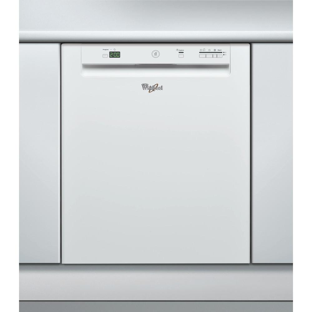 Whirlpool diskmaskin: färg vit, 60 cm - ADPU 360 WH