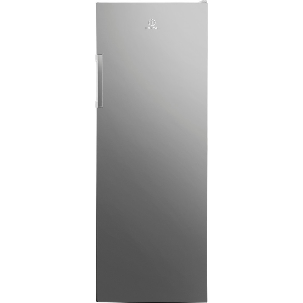 Indesit Refrigerador Libre instalación SI6 1 S Plata Frontal