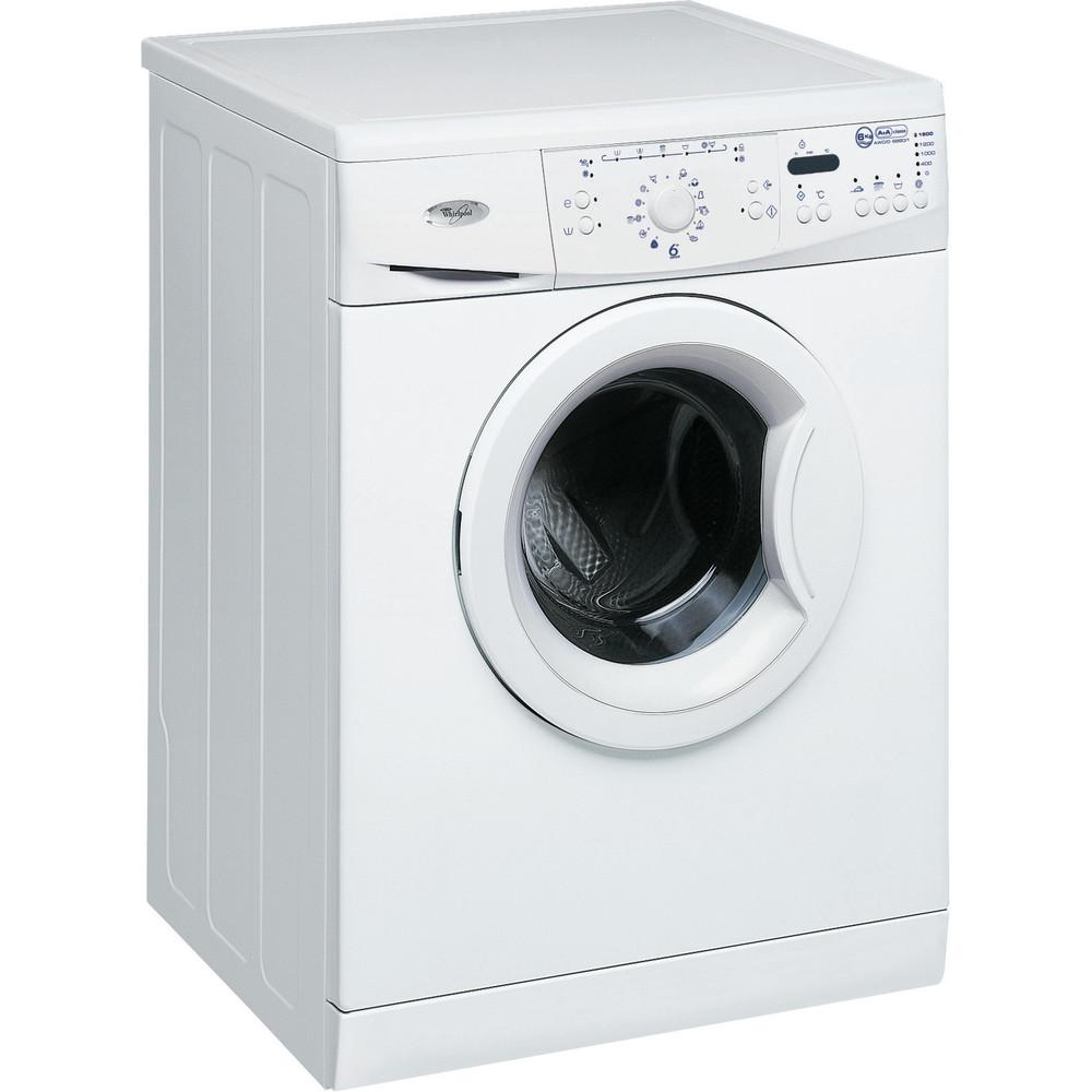 Whirlpool frontmatad tvättmaskin: 6 kg - AWO/D 6890/1