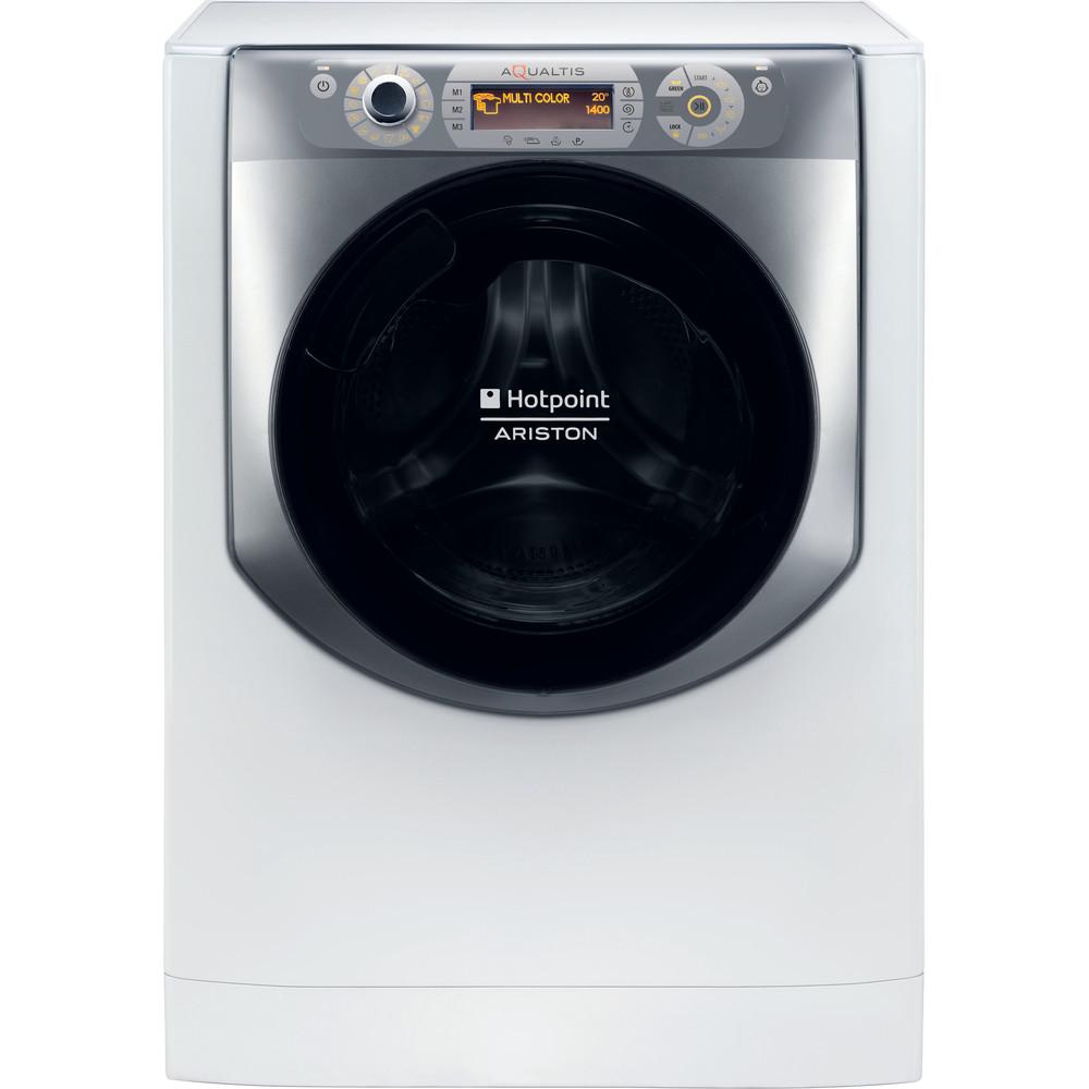 Hotpoint_Ariston Перална машина Свободностоящ AQ94D497SD EU/B N Бял Предно зареждане B Frontal
