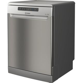 Indesit Lave-vaisselle Pose-libre DFC 2C24 A X Pose-libre E Perspective