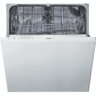 Lavavajillas integrable Whirlpool: color blanco, 60 cm - WRIE 2B19
