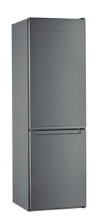 Vapaasti sijoitettava Whirlpool jääkaappipakastin: huurtumaton - W7 821I OX