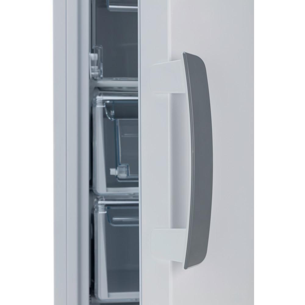 Indesit Морозильная камера Отдельностоящий IDU 0175 Белый Lifestyle_Detail