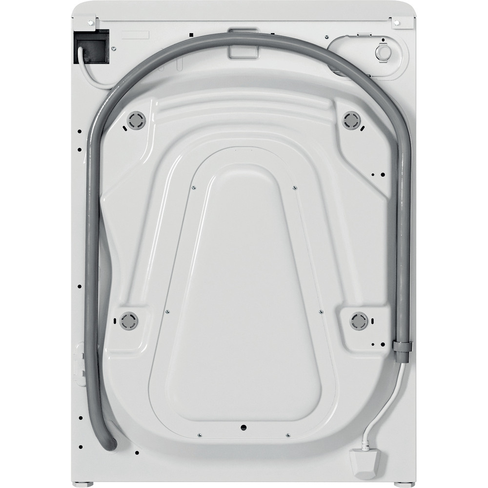 Indesit Máquina de lavar roupa Livre Instalação BWE 91284X WS SPT N Branco Carga Frontal C Back / Lateral
