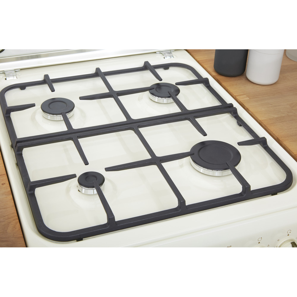 Indesit Sporák IS5G8MHJ/E Jazmín Plyn Heating element