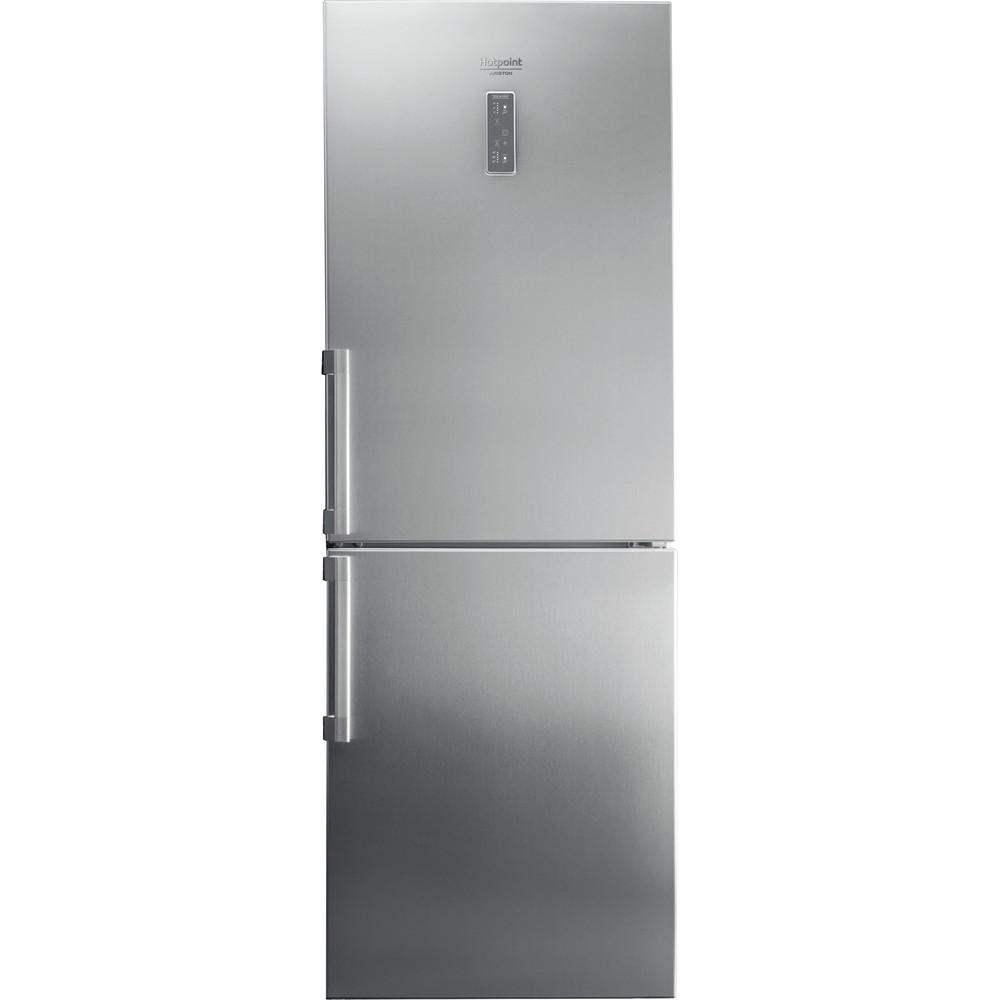 Hotpoint_Ariston Combinație frigider-congelator Neincorporabil HA70BE 72 X Optic Inox 2 doors Frontal
