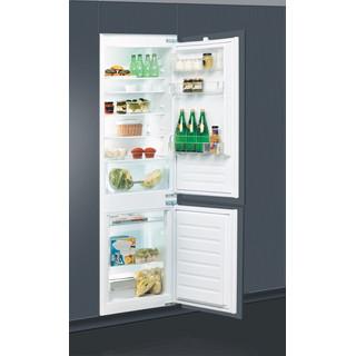 Whirlpool Συνδυασμός ψυγείου/καταψύκτη Εντοιχιζόμενο ART 66001 Λευκό 2 doors Perspective open