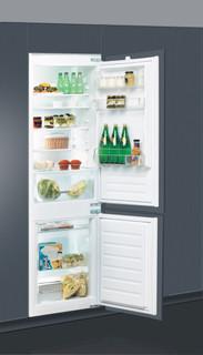 Kalusteisiin sijoitettava Whirlpool jääkaappipakastin - ART 66001