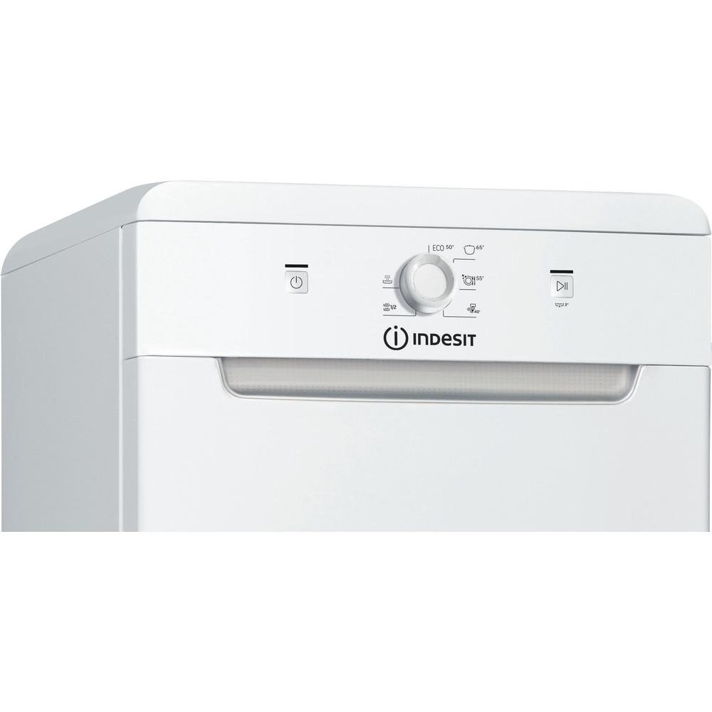 Indesit Посудомоечная машина Отдельностоящий DSFE 1B19 Отдельностоящий A Control panel