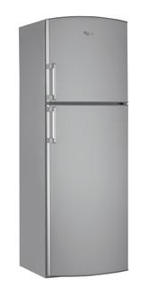 Réfrigérateur double porte posable Whirlpool: sans givre - WTE 3705 NF IX