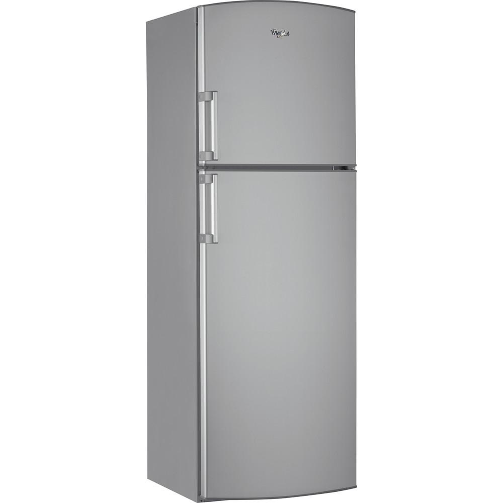 Doble puerta de libre instalación Whirlpool: libre de escarcha, sin hielo - WTE 3705 NF IX
