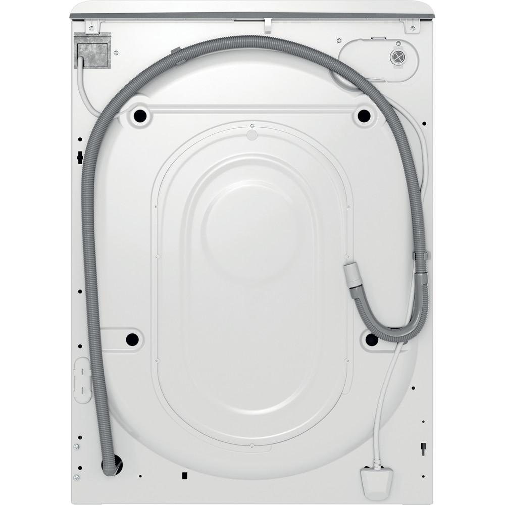 Indesit Vaskemaskine Fritstående MTWE 91483 W EU Hvid Frontbetjent D Back / Lateral