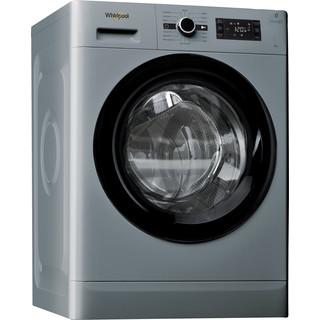 Whirlpool FWG81496 S UK Washing Machine 8kg 1400rpm - Silver