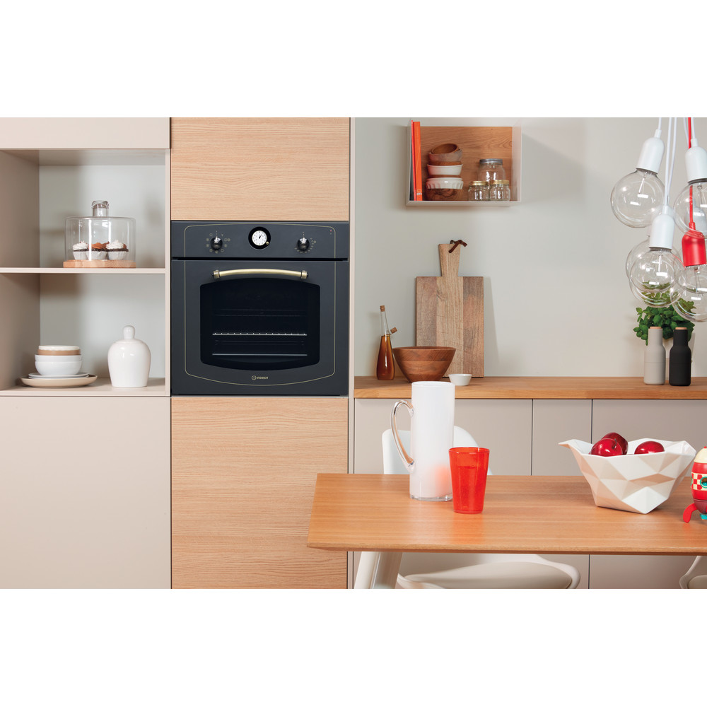 Indesit Forno Da incasso IFVR 800 H AN Elettrico A Lifestyle frontal