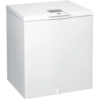 Whirlpool frysbox: färg vit - WH2011 A+E