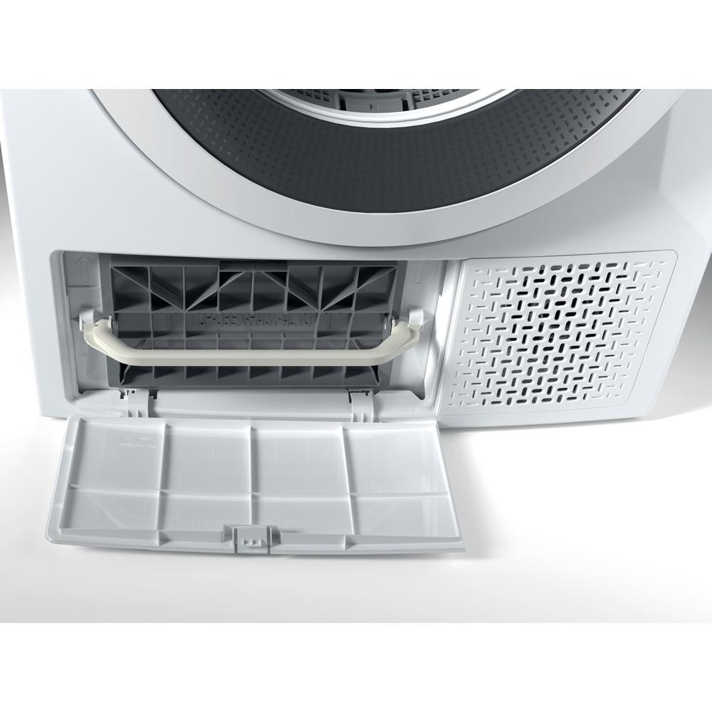 Indesit Trockner YT M11 82K RX EU Weiß Filter