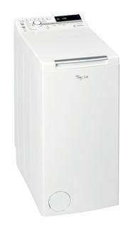 Päältä täytettävä vapaasti sijoitettava Whirlpool pyykinpesukone: 6 kg - TDLR 60221 F