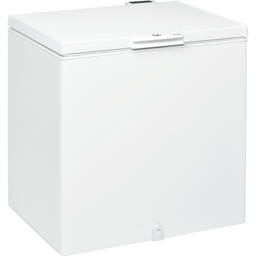 Whirlpool frysbox: färg vit - WHS2122