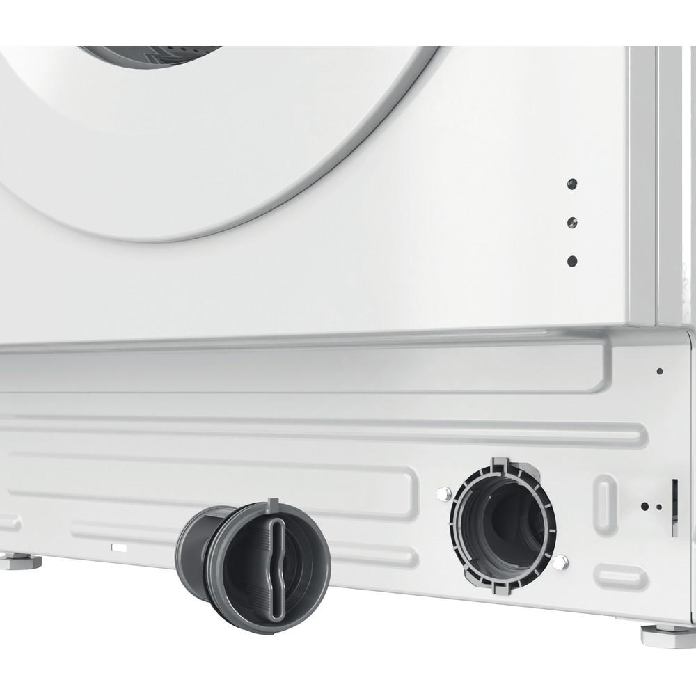 Indesit Перална машина Вграден BI WMIL 71252 EU N Бял Предно зареждане E Filter