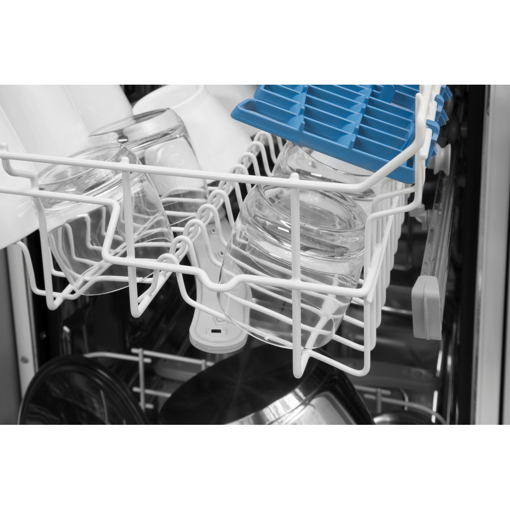 Indesit Посудомийна машина Соло DSR 15B1 S EU Соло A Rack