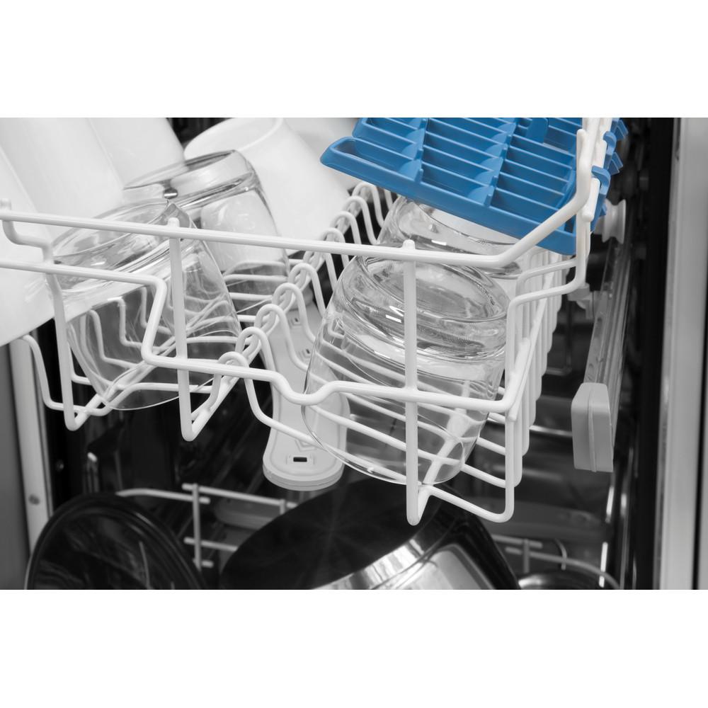 Indesit Посудомоечная машина Отдельно стоящий DSR 15B1 S EU Отдельно стоящий A Rack