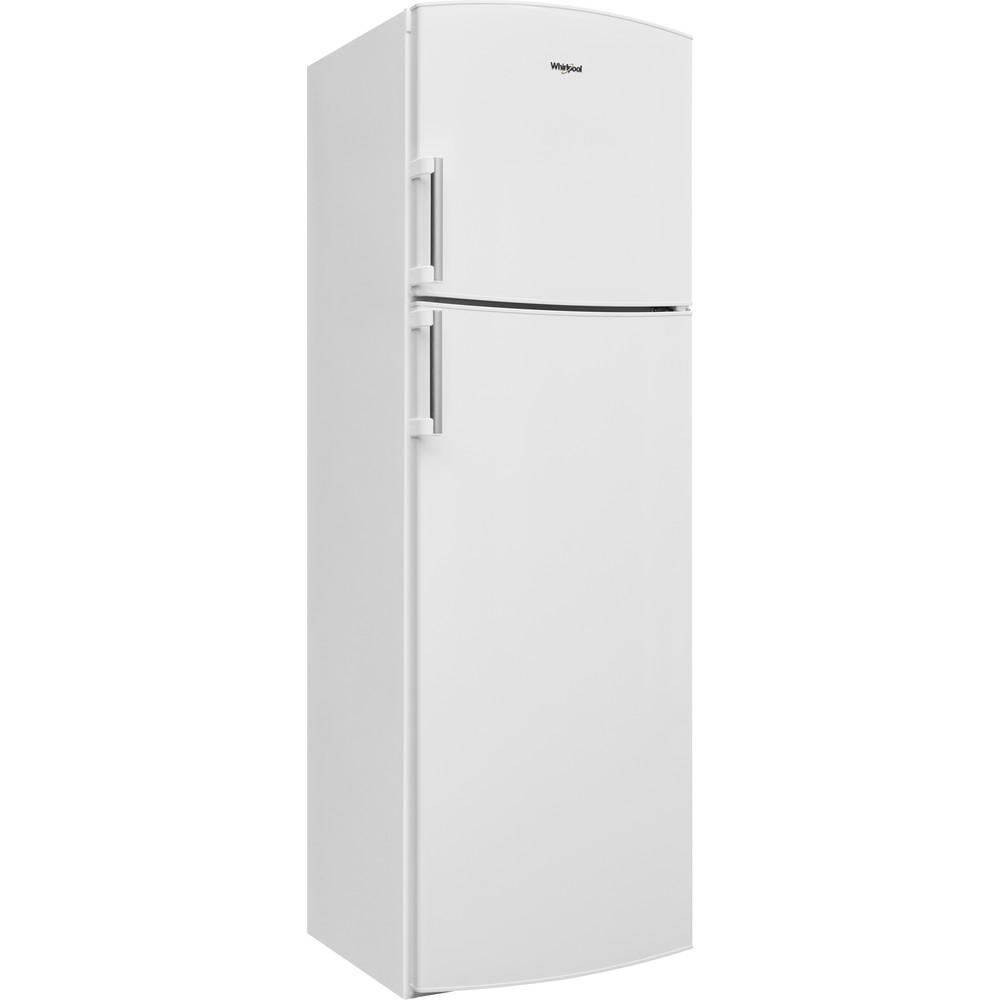 Doble puerta de libre instalación Whirlpool: libre de escarcha, sin hielo - WTE3322 A+NFW