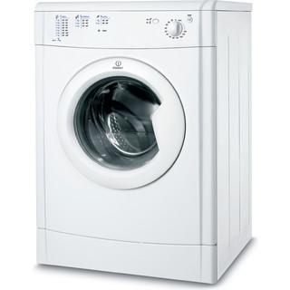 Secador de ventilação Indesit: Livre instalação, 7kg
