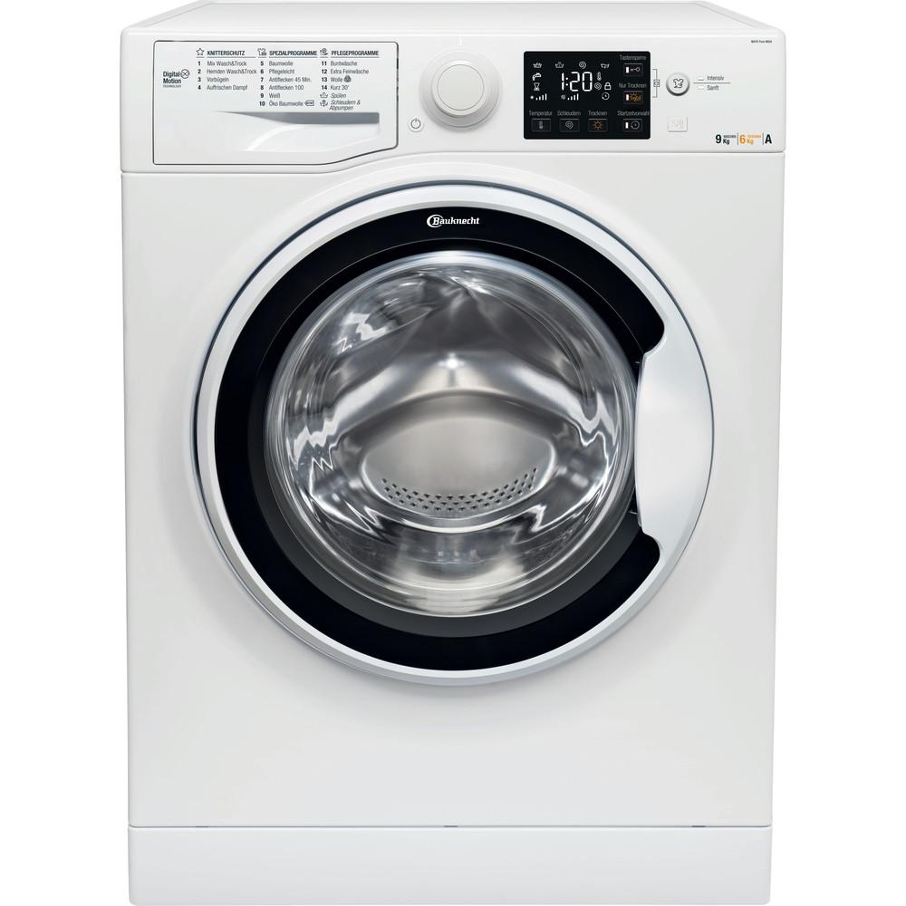 Bauknecht Waschtrockner Standgerät WATK Pure 96G4 DE Weiss Frontlader Frontal