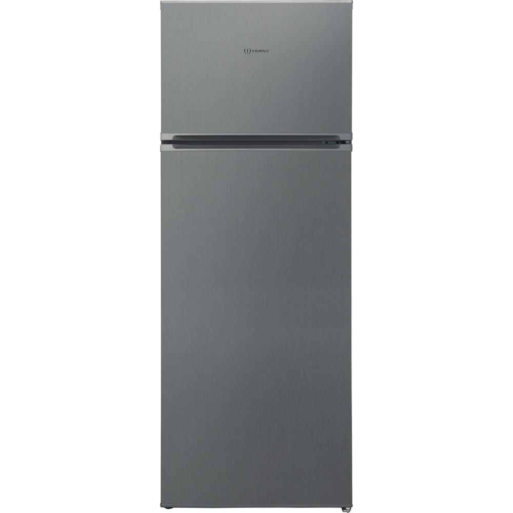 Indesit Kombinacija hladnjaka/zamrzivača Samostojeći I55TM 4110 X 1 Inox 2 doors Frontal